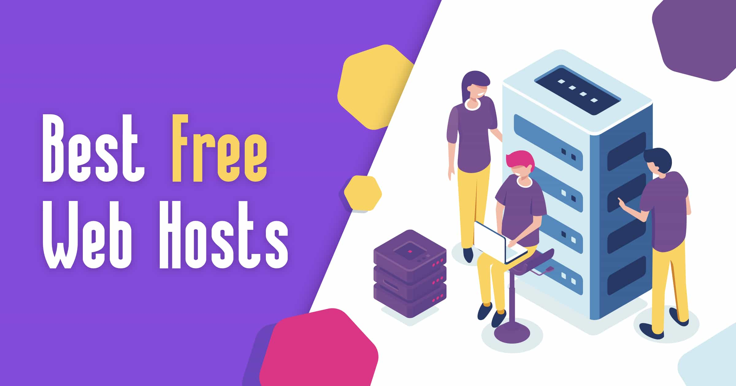 5 Best Free Web Hosting Services That Actually Work In 2021