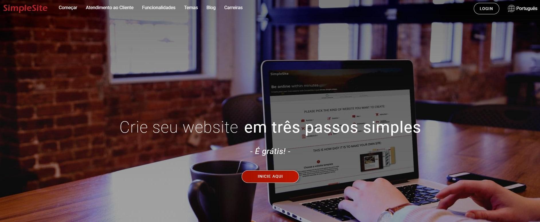 Os melhores construtores de sites (realmente) gratuitos 2020 – Testados e comprovados