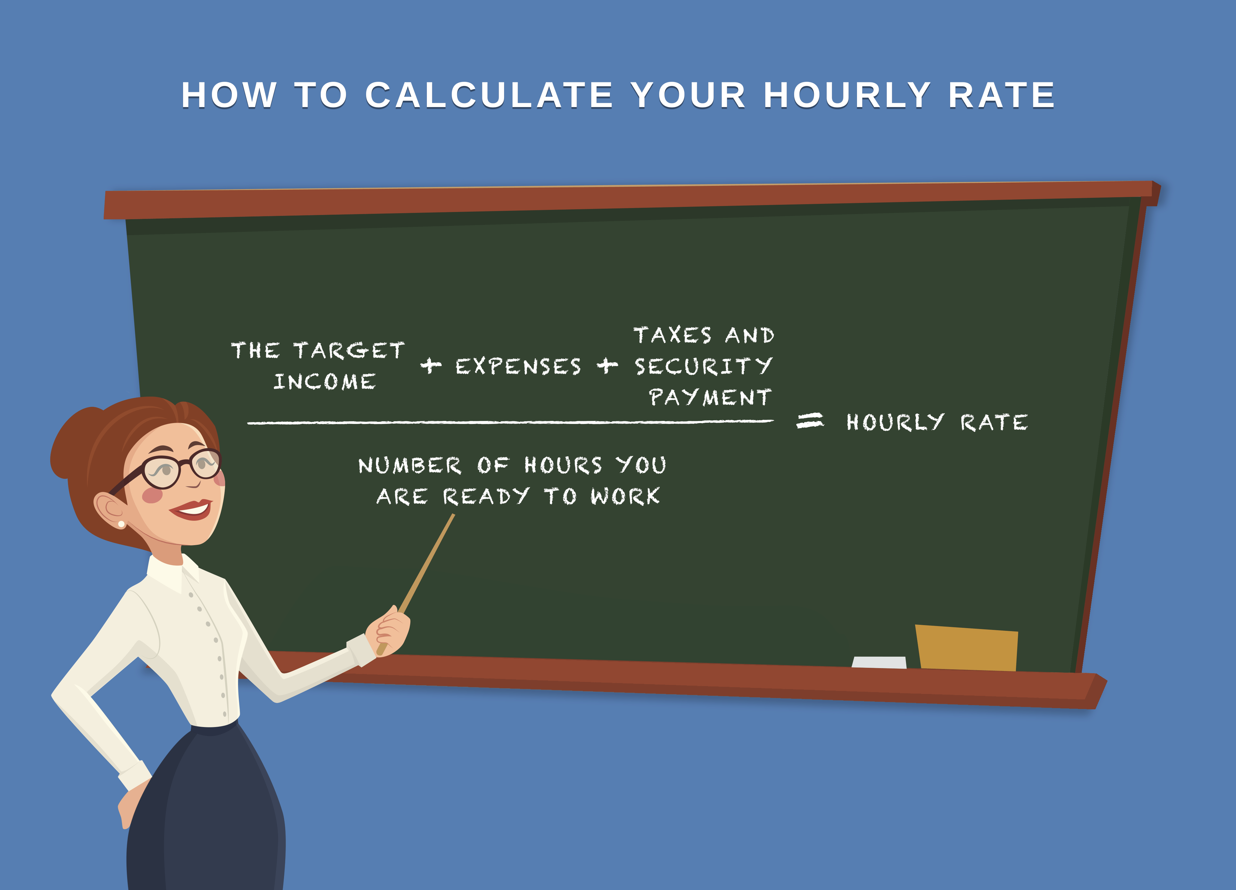 How to Calculate Your Hourly Rate
