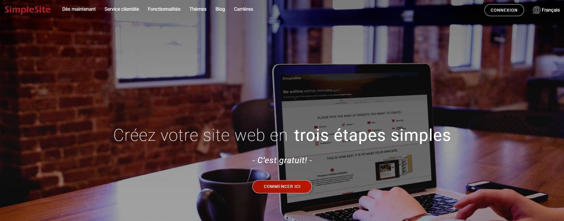Les meilleurs créateurs de site Web (vraiment) gratuits 2020 – Testés