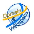 domain&websapce logo square