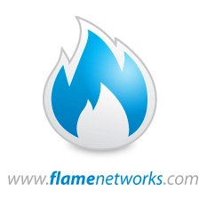 FlameNetworks logo