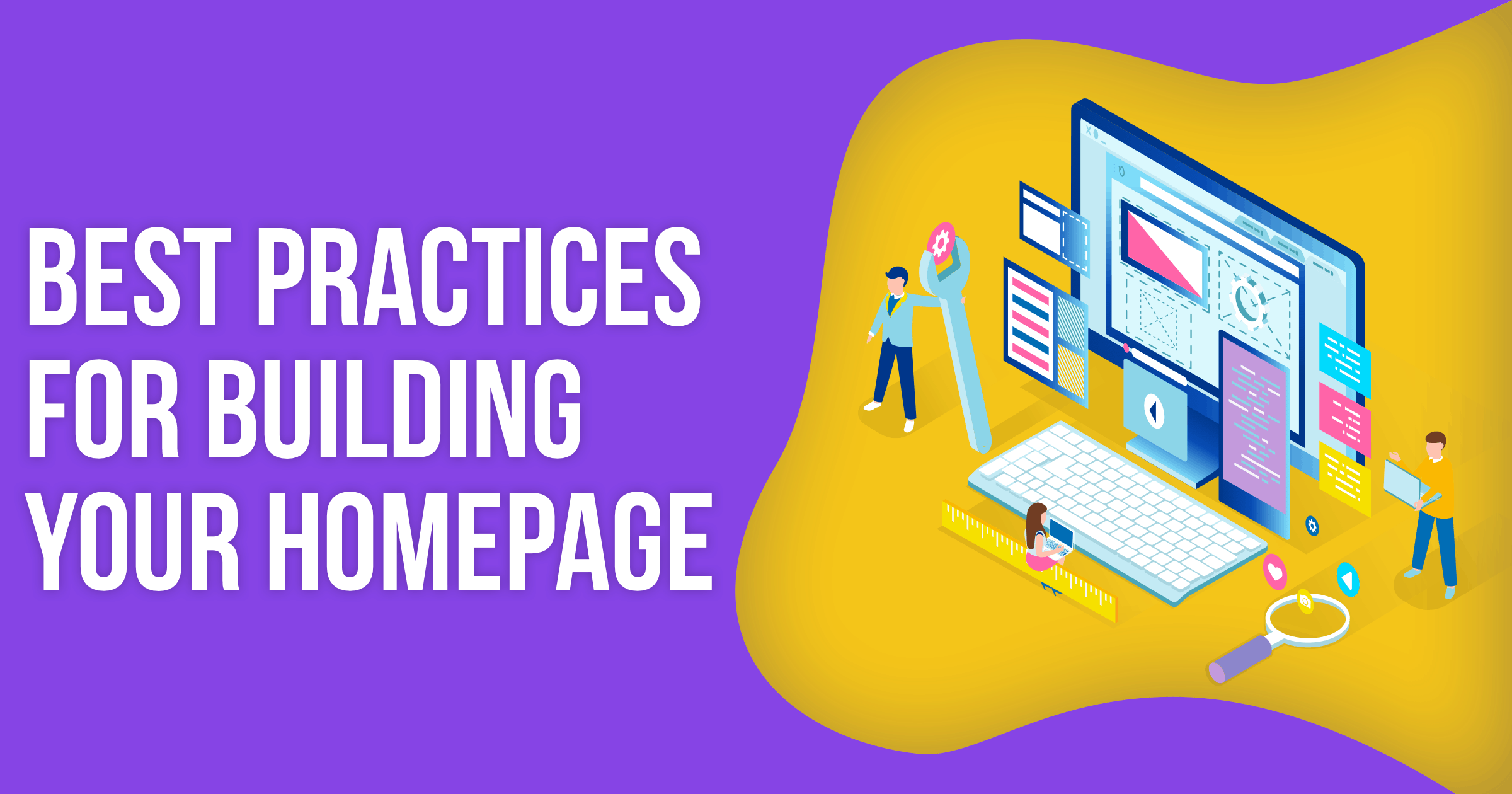 Best Homepage Practices 9 Most Important Elements Examples