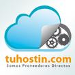 tuhostin logo square