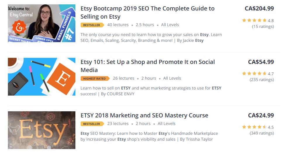 Online Course Comparison – Fiverr Learn vs Udemy vs Coursera-image14