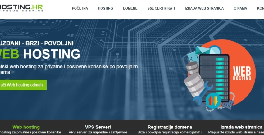 xHosting overview