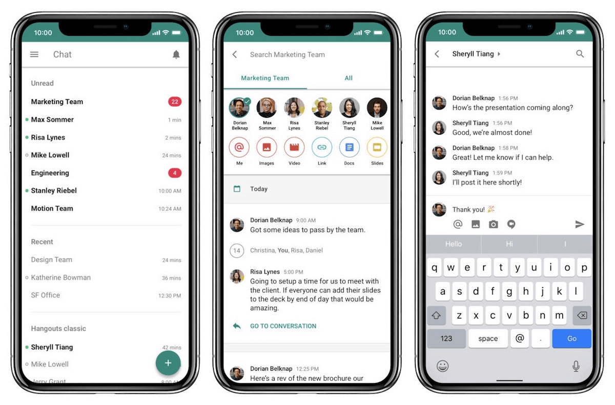 10 Best Chat Apps for Android and iOS (2021 Update)