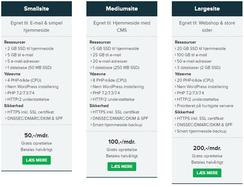 Netsite – Gode muligheder for skalering