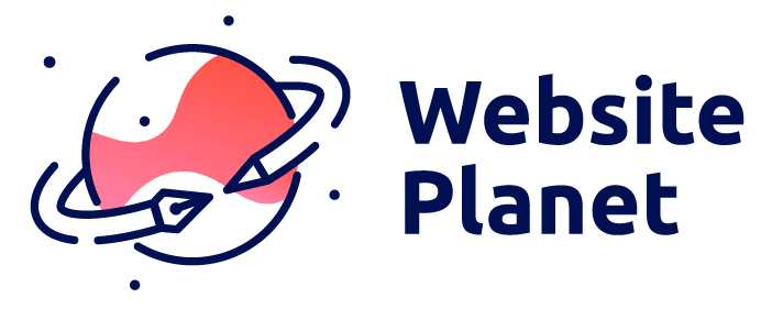Website Planet logo from Fiverr