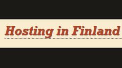 Hosting in Finland