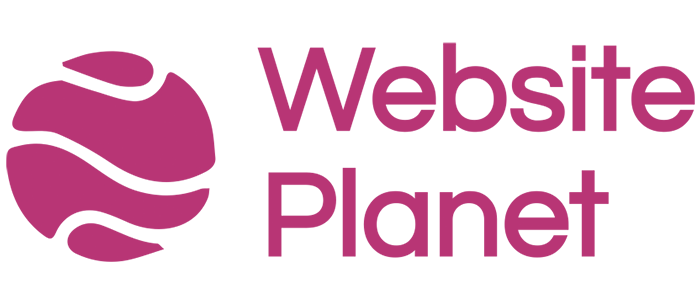 Website Planet logo made with Squarespace Logo Maker