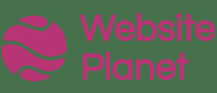 Website Planet logo made with Squarespace Logo Maker