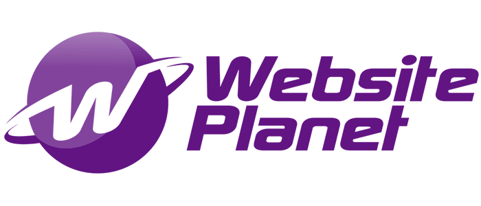 Website Planet logo from The Logo Company