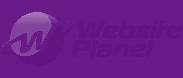Website Planet logo from The Logo Company