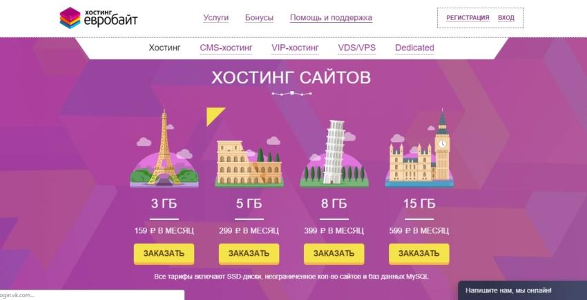 Обзор сервиса EuroByte