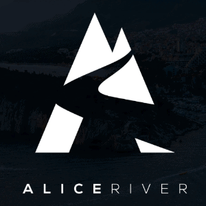 A logo - Alice River