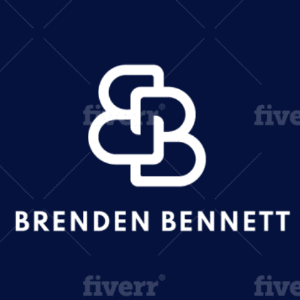 B logo - Brenden Bennett