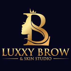 B logo - Luxxy Brow & Skin Studio