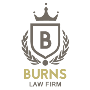 B logo - Burns Law Firm