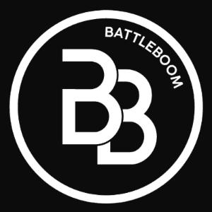 B logo - BattleBoom