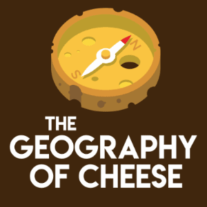 Compass logo - The Geography of Cheese