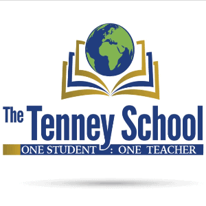 Globe logo - The Tenner School