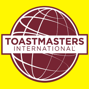 Globe logo - Toastmasters International