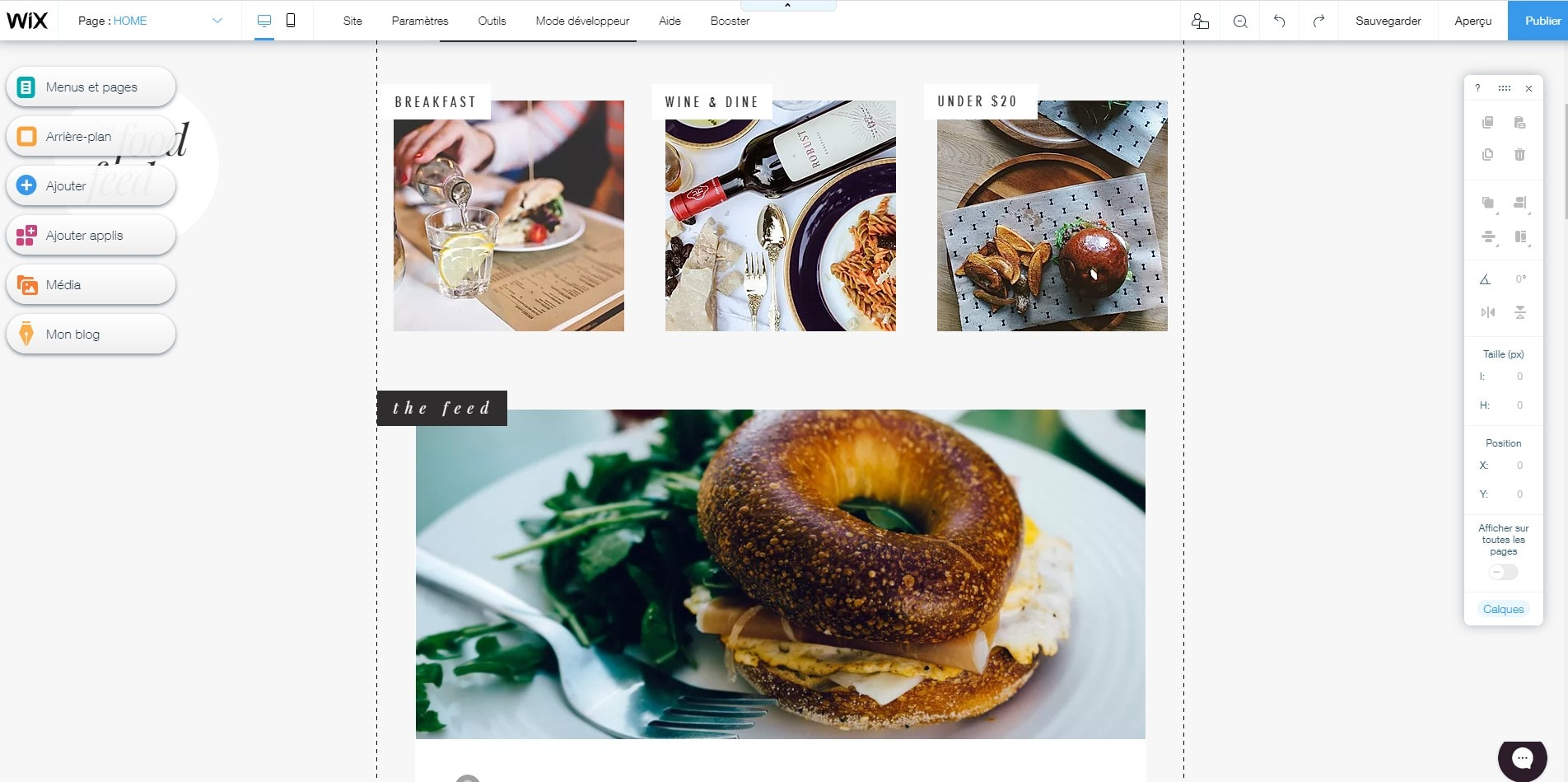 Les 5 meilleurs constructeurs de sites (adaptés à tous les budgets) pour créer un blog culinaire : édition 2021