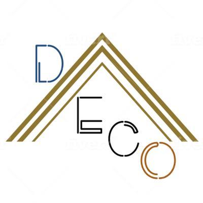 Art Deco logo - Deco