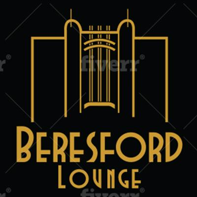Art Deco logo - Beresford Lounge