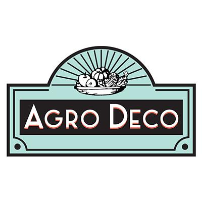 Art Deco logo - Agro Deco