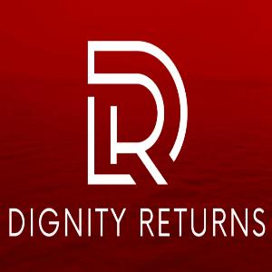 D logo - Dignity Returns