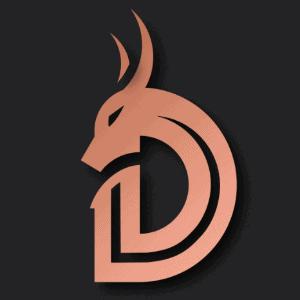 D logo - D logo by isharac1