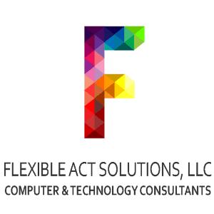 F logo - Flexible Act Solutions LLC