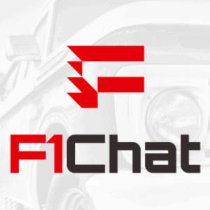 F logo - F1 Chat