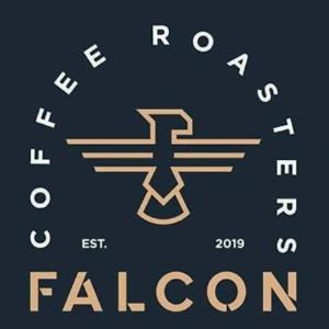 F logo - Falcon Coffee Roasters