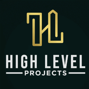 H logo - High Level Projects