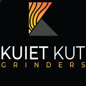 K logo - Kuiet Kut Grinders