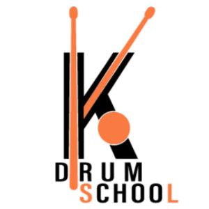 K logo - K Drum School