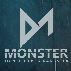 M logo - Monster