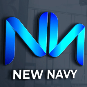 N logo - New Navy