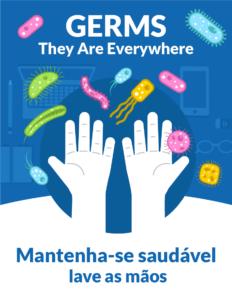 Cartazes e sinalizações imprimíveis gratuitos para COVID-19 para pequenas empresas e organizações