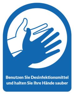 Please Use Hand Sanitiser_de 237x300
