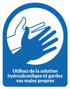 Affiches et pancartes Covid-19 imprimables et gratuites pour les petites entreprises et organisations