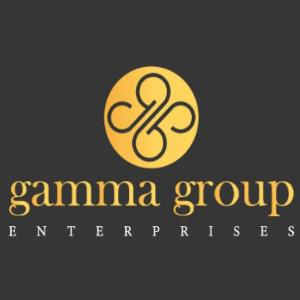 Luxury logo - gamma group Enterprises