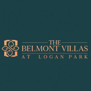 Luxury logo - The Belmont Villas at Logan Park