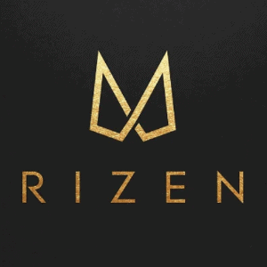 Luxury logo - Rizen