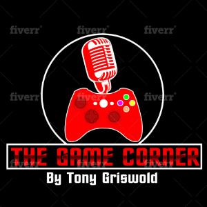 Podcast logo - The Game Corner