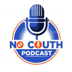 Podcast logo - No Couth Podcast
