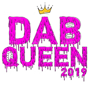 Slime logo - Dab Queen 2019